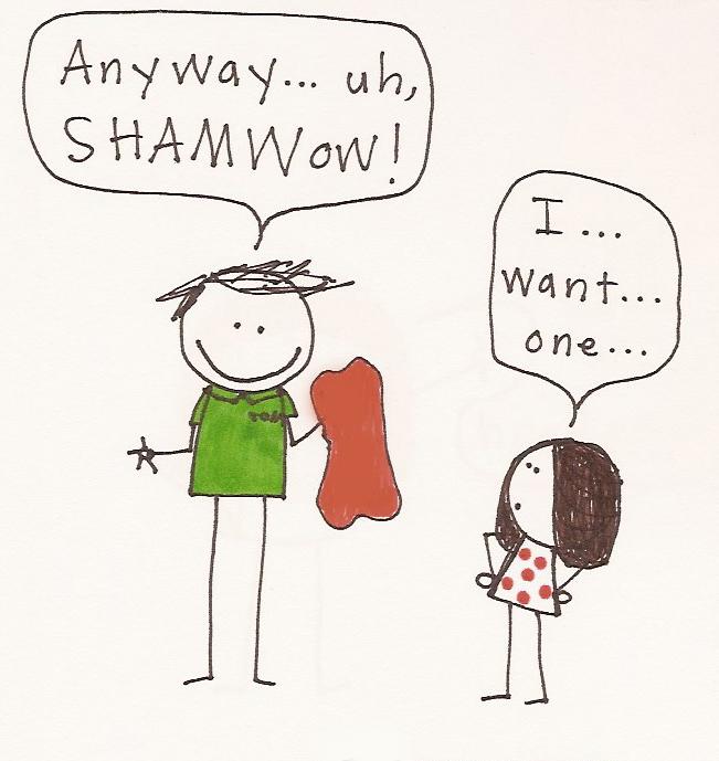 shamwow = class