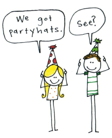 also, partypants.