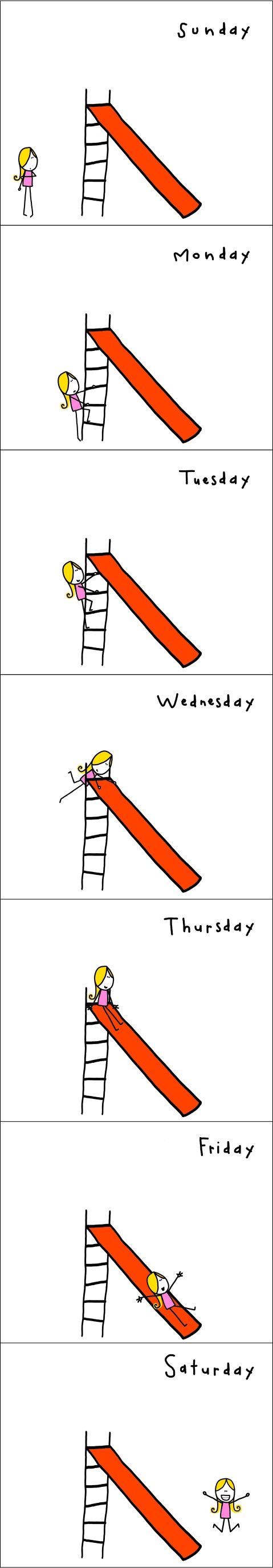 days-of-the-week-are-like-a-slide