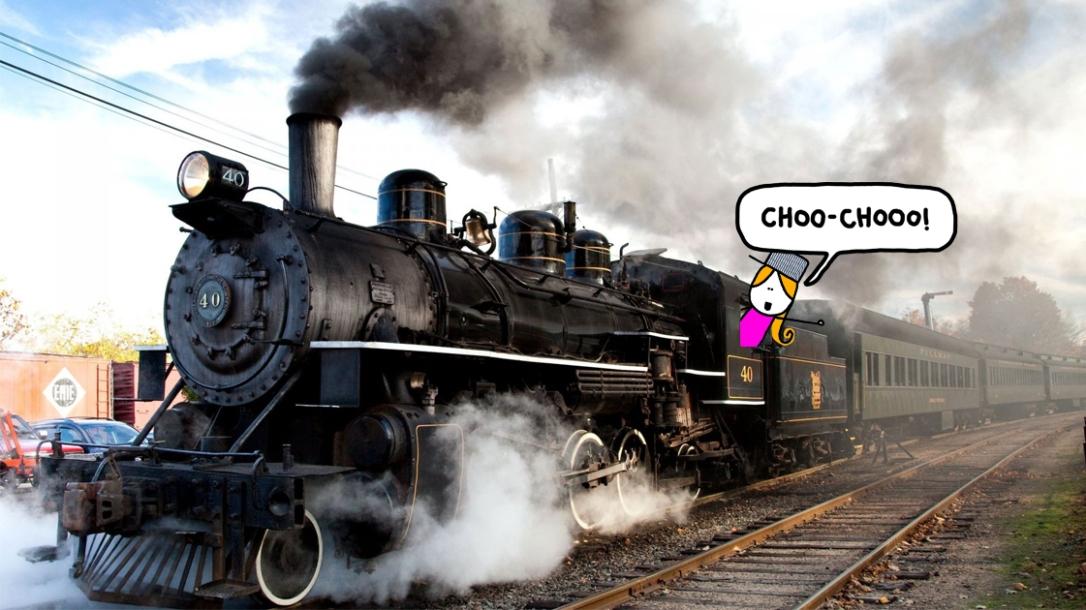 cocoa-birthday-party-train
