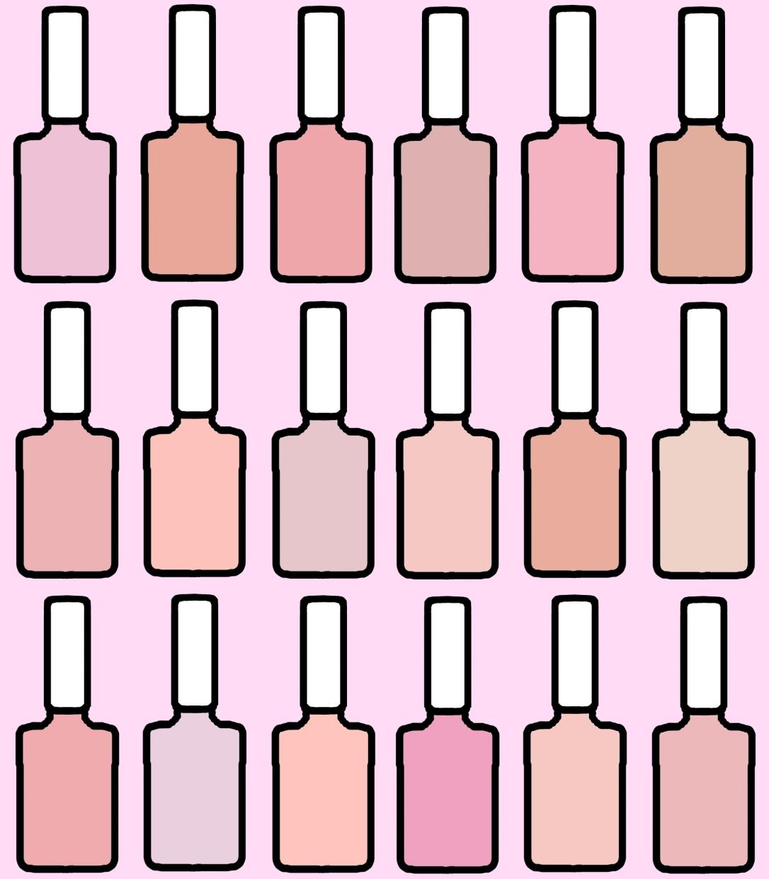 pink-yayeveryday-nail-polish